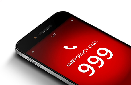 999 call - res gestae victimless prosecution