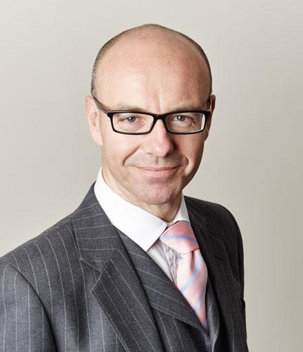 Simon Anderson, barrister