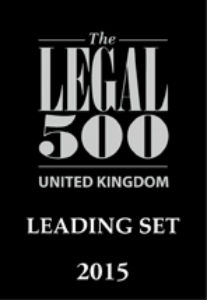 Legal 500 success for Park Square Barristers
