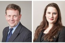 Camilla Buck and David Dixon Awarded 'Case of the Year' 2016 image
