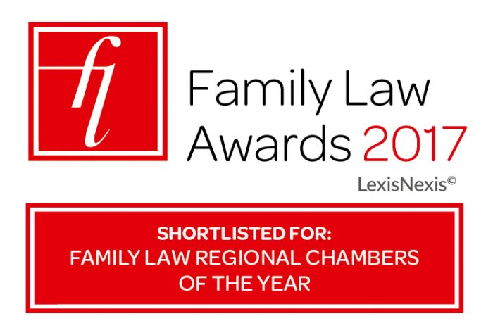 Family Law Regional Chambers of the Year Shortlisted