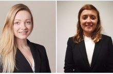 Park Square Barristers welcomes new pupils Laura Nelson & Naomi McLoughlin image
