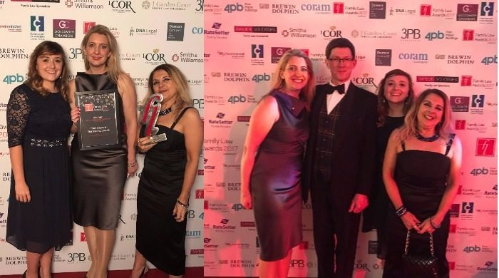 Family Law Regional Chambers of the Year Awards 2017