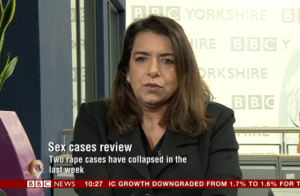 Kama Melly QC interviewed on Radio 5 live, BBC2 and SKY News image