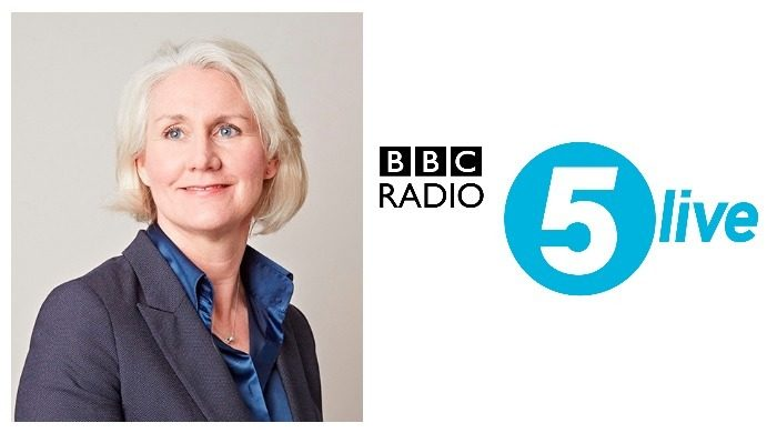 kitty colley bbc radio 5 live