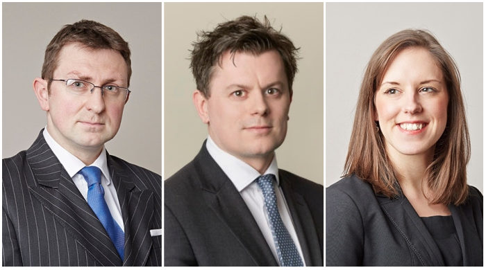Simon Clegg, Toby Coupe and Kate Wilson appointed to the Attorney General's Regional panel