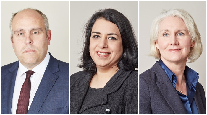 Richard Wright QC, Kama Melly QC and Kitty Colley deliver training on Serious Sexual Offences