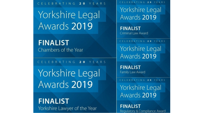 yorkshire legal awards nominations