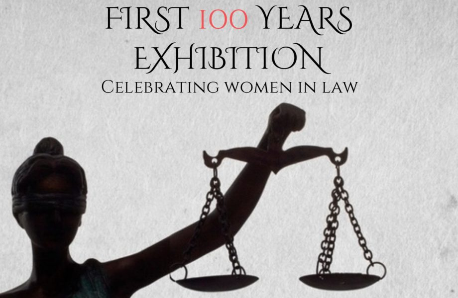 PSQB to host 100 years of Women in Law exhibition