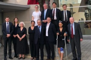Kama Melly QC joins Middle Temple visit to North Carolina image