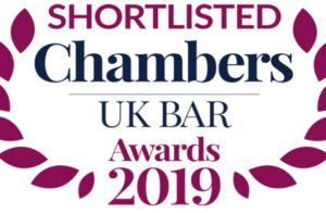 PSQB shortlisted for Regional Chambers of the Year at the 2019 Chambers Bar Awards image