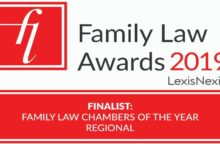 PSQB Family Team nominated for Regional Team of the Year at the 2019 Family Law Awards. image