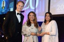 "Yorkshire Legal Awards – PSQB sponsored ""Rising Star of the Year Award"" won by Switalskis Sadie Simpson image"