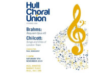 PSQB continues its sponsorship of the Hull Choral Union for 2019/20 image