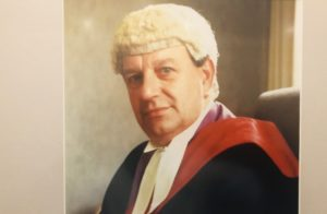 His Honour Michael Lightfoot image
